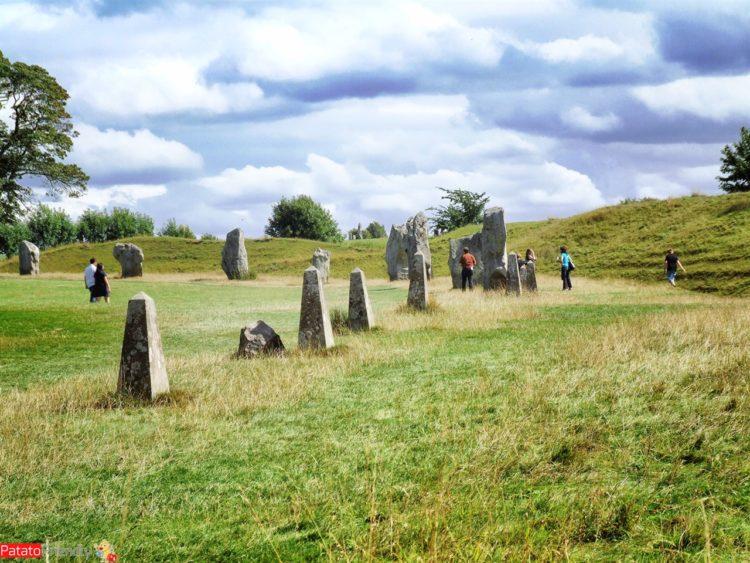 Avebury - itinerario in Inghilterra meridionale cosa vedere