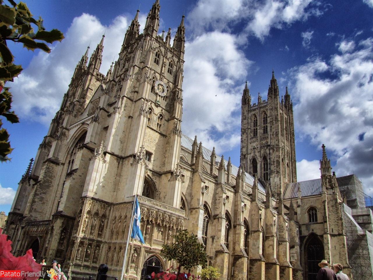 viaggio in Inghilterra cosa vedere a Canterbury