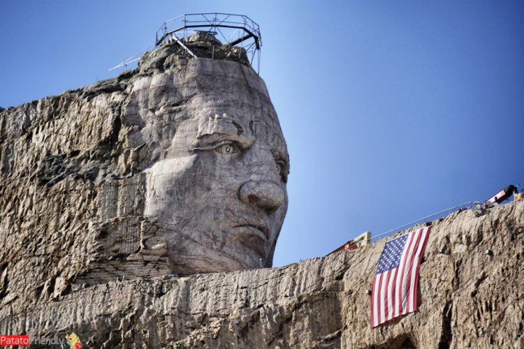 Crazy Horse Memorial - South Dakota - USA