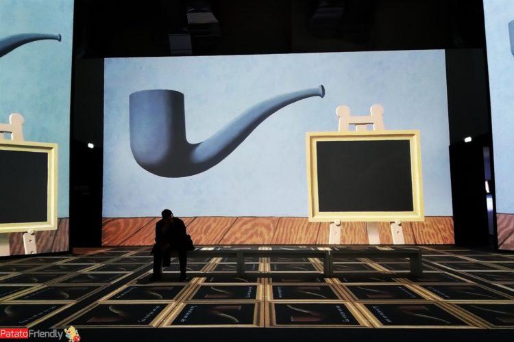 Mostra di Magritte - Milano
