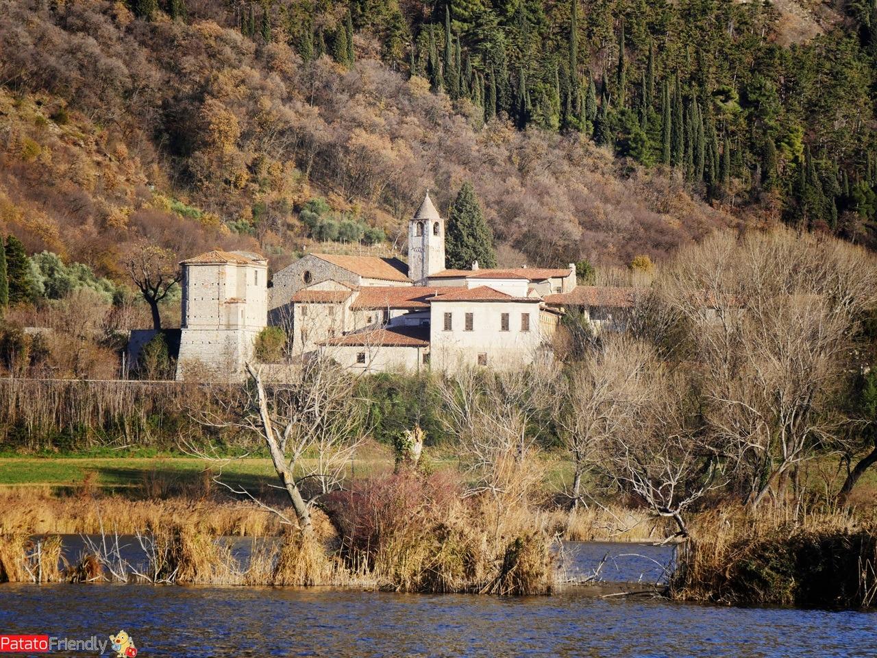 Torbiere del Sebino il monastero
