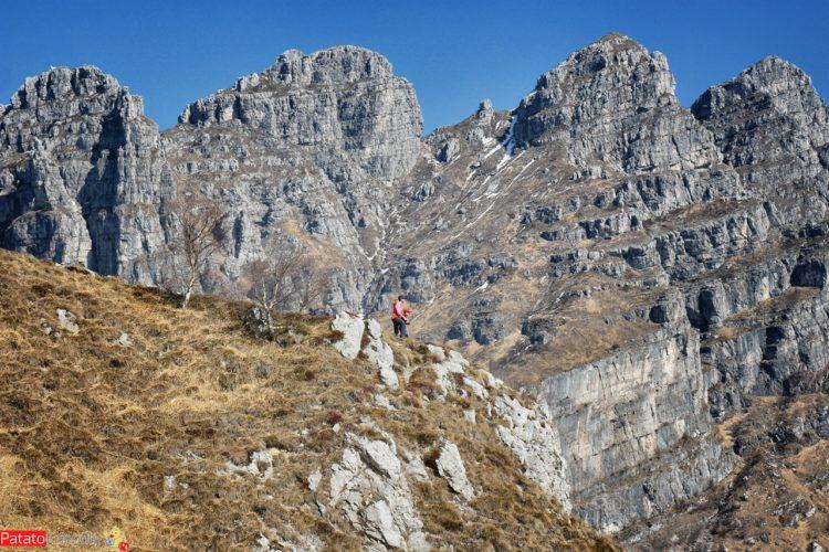 Trekking ai Piani d'Erna e Rifugio Stoppani in Lombardia