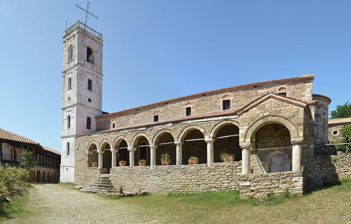 Il Monastero di Ardenica