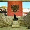 Lezhe il Mausoleo di Skanderbeg