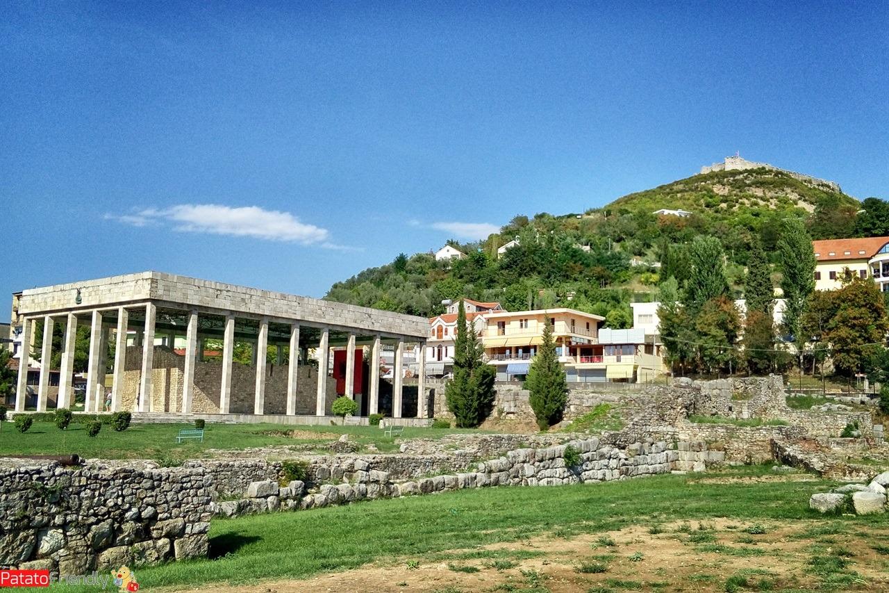 Nord dell'Albania. Alessio
