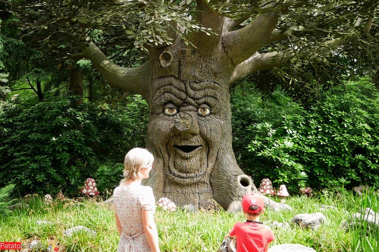 Gli alberi parlandi di Efteling