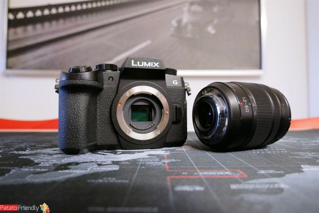 Recensione Panasonic G90 con obiettivo 12-60 kit