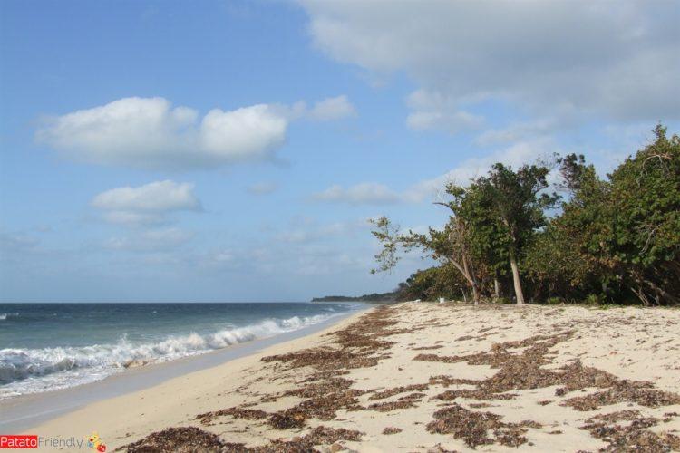 Foto spiaggia di Cuba